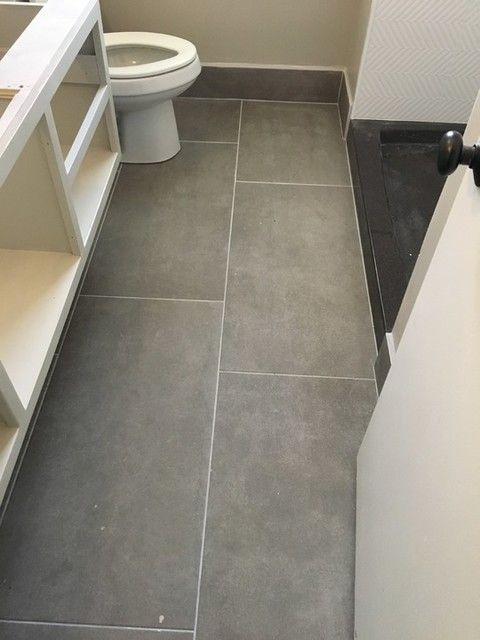 Dom Antracita Porcelain Wall and Floor Tile 12 x 24 in.