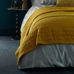 Don't be afraid to experiment with a dark coloured carpet. A sumptuous, moody ...