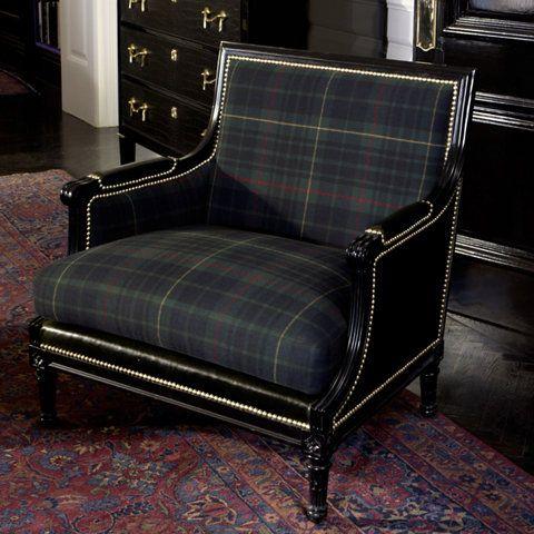 Duchess Salon Chair – Chairs / Ottomans – Furniture – Products – Ralph Lauren Ho…