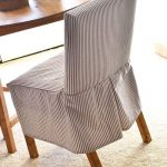Easiest Parson Chair Slipcovers | Ana White