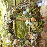 Easter Wreaths Decorations Ideas