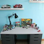 Easy DIY Lego Tables Ikea Hack! Lego Desk Tutorial
