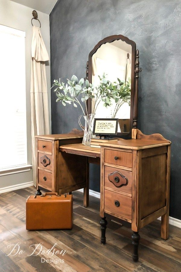 Easy How To Raw Wood Furniture Finish