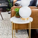 Easy IKEA Decor Hack: From Plain Side Table to a Marble Masterpiece | Hunker