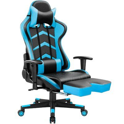 Ebern Designs High Back Racing Style PC & Racing Game Chair | Wayfair