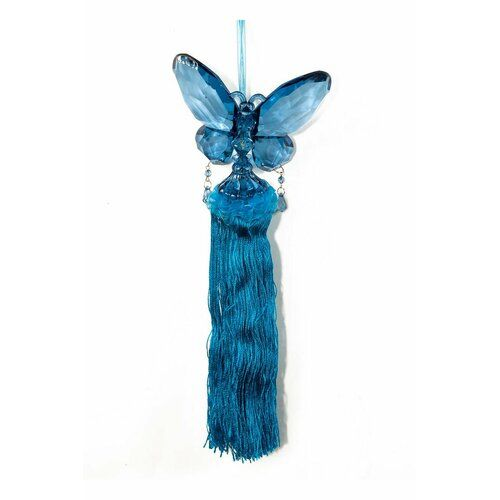 Ebern Designs Turkis Butterfly Curtain Tieback | Wayfair.co.uk