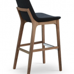 Eiffel Wood Stool - 212 Concept - Modern Living
