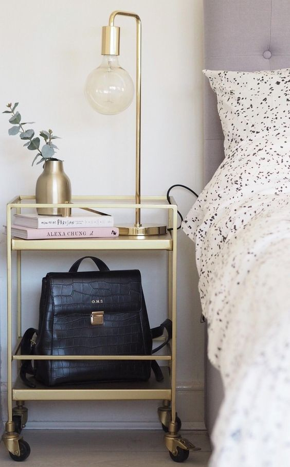 Eight Alternative Bedside Tables {Rock My Style}