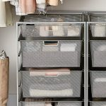 Elfa drawer units are perfect for any room or storage need in your home. They co...