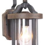 Elisabetta 1-Light Outdoor Wall Lantern | Joss & Main