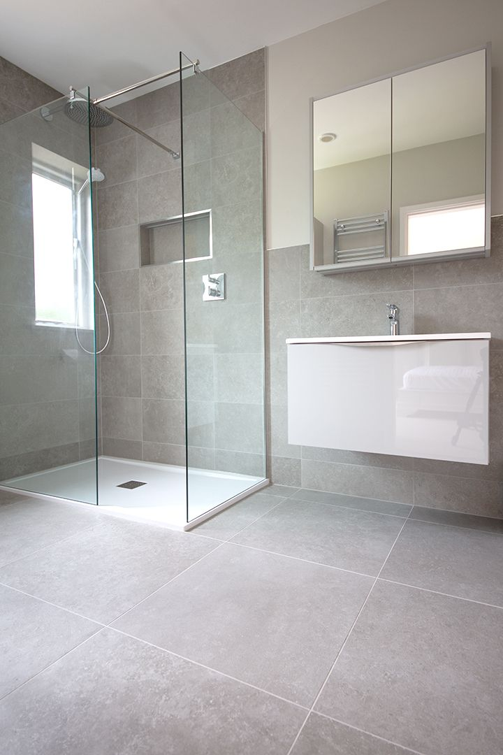 English Grey Porcelain Stone Tiles | Porcelain Tiles | MyStoneFloor