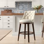 "Enid 24"" Swivel Bar Stool"