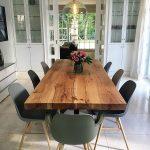 Esstisch Esszimmer Massivholztisch Tisch nach Maß Eichentisch | Holzwerk-Hambur ... - Wood Design