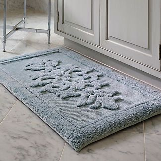 Everly Removable Memory Foam Bath Rug | Frontgate