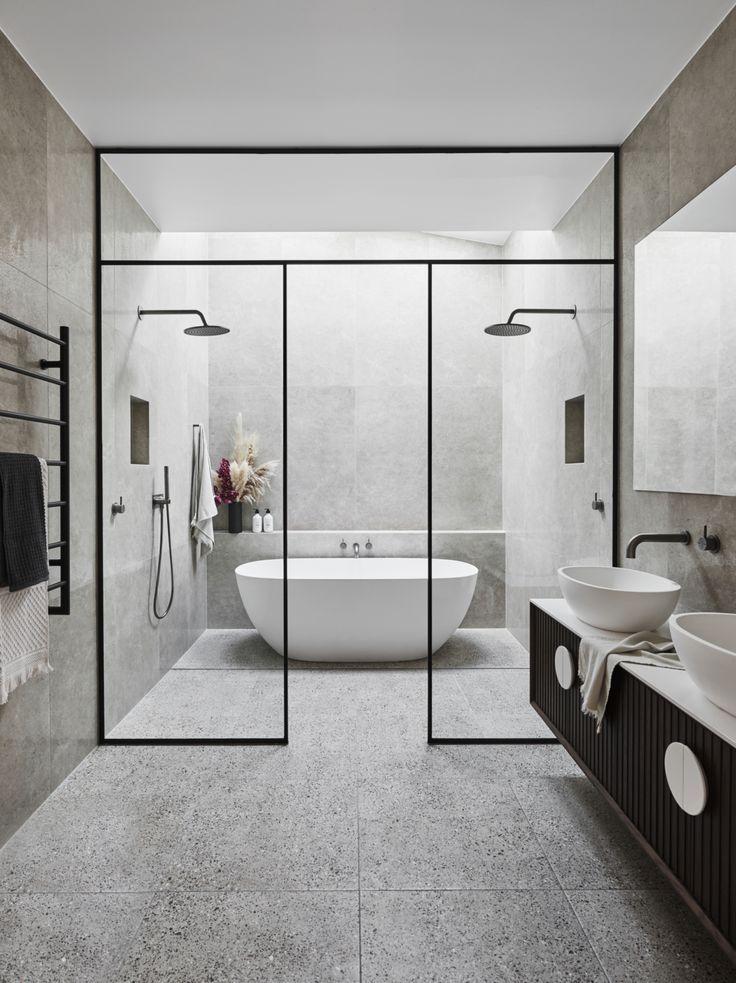 Ex Blockheads Alisa & Lysandra's latest super luxe reno – The Interiors Addict