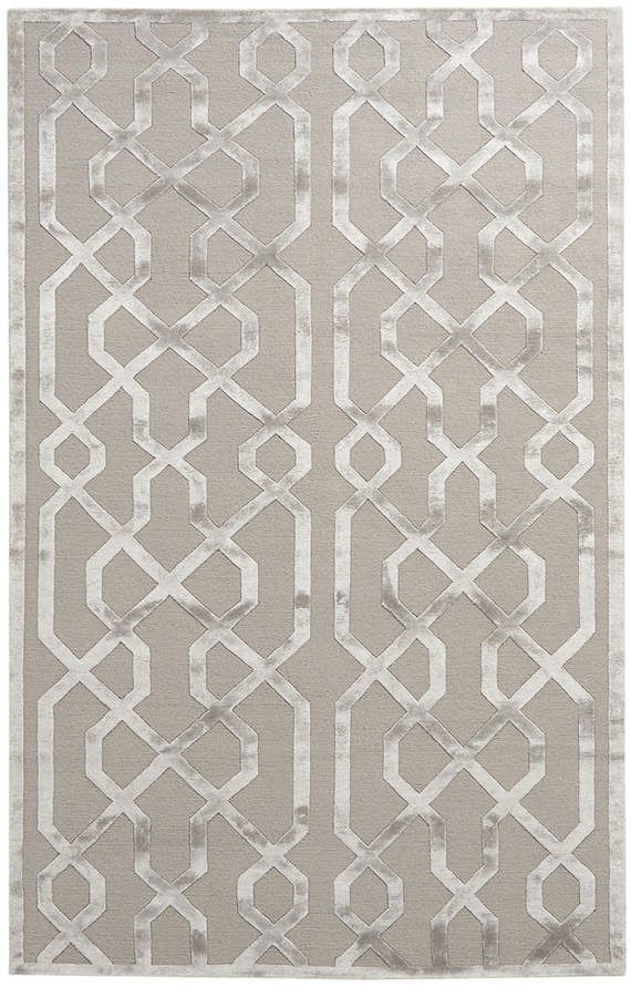 Exquisite Rugs Grimmie Geometric Rug, 8 x 10