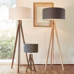 FOLK Tripod Floor Lamp