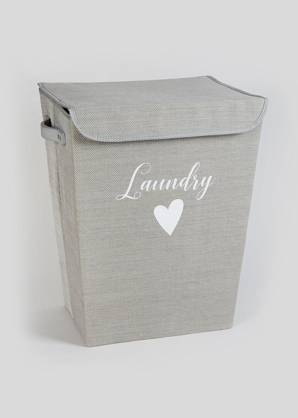 Fabric Laundry Bin £14.00