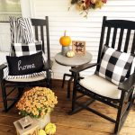 Fall Inspiration: Front Porch Decor - Stickers and Stilettos