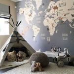 Fascinating Kid's Playroom Decorating Ideas to Help Your Child Learn - mybabydoo
