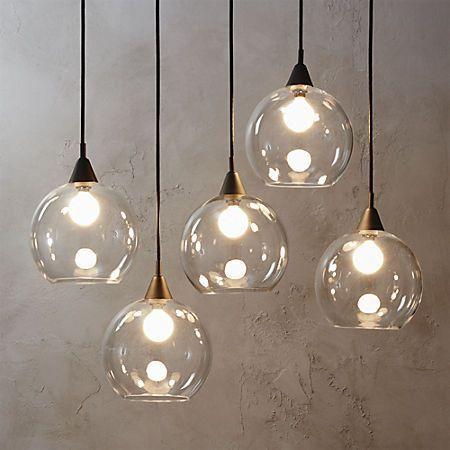Firefly Dining Room Pendant Light + Reviews   CB2