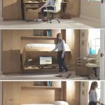 First-rate space saving folding bed. Ana White #folding #bed #bedroom #home #dec...