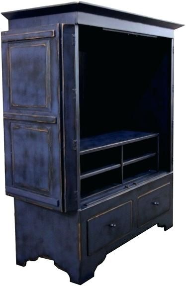 Flat Screen Tv Armoire With Pocket Doors – http://www.otoseriilan.com