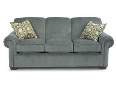 Flexsteel Living Room Fabric Sofa 5988-30