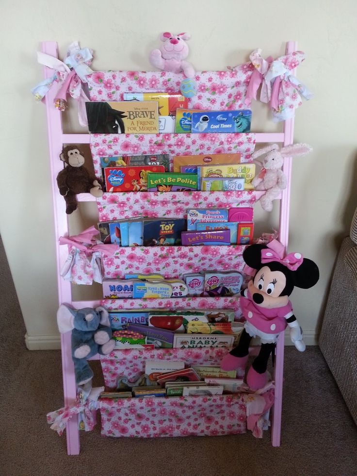 Freckles 'n' Family: Repurpose The Girls Old Crib