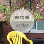 From dumpster to delightful in 6 easy steps! Spray paint weathered old plastic c...