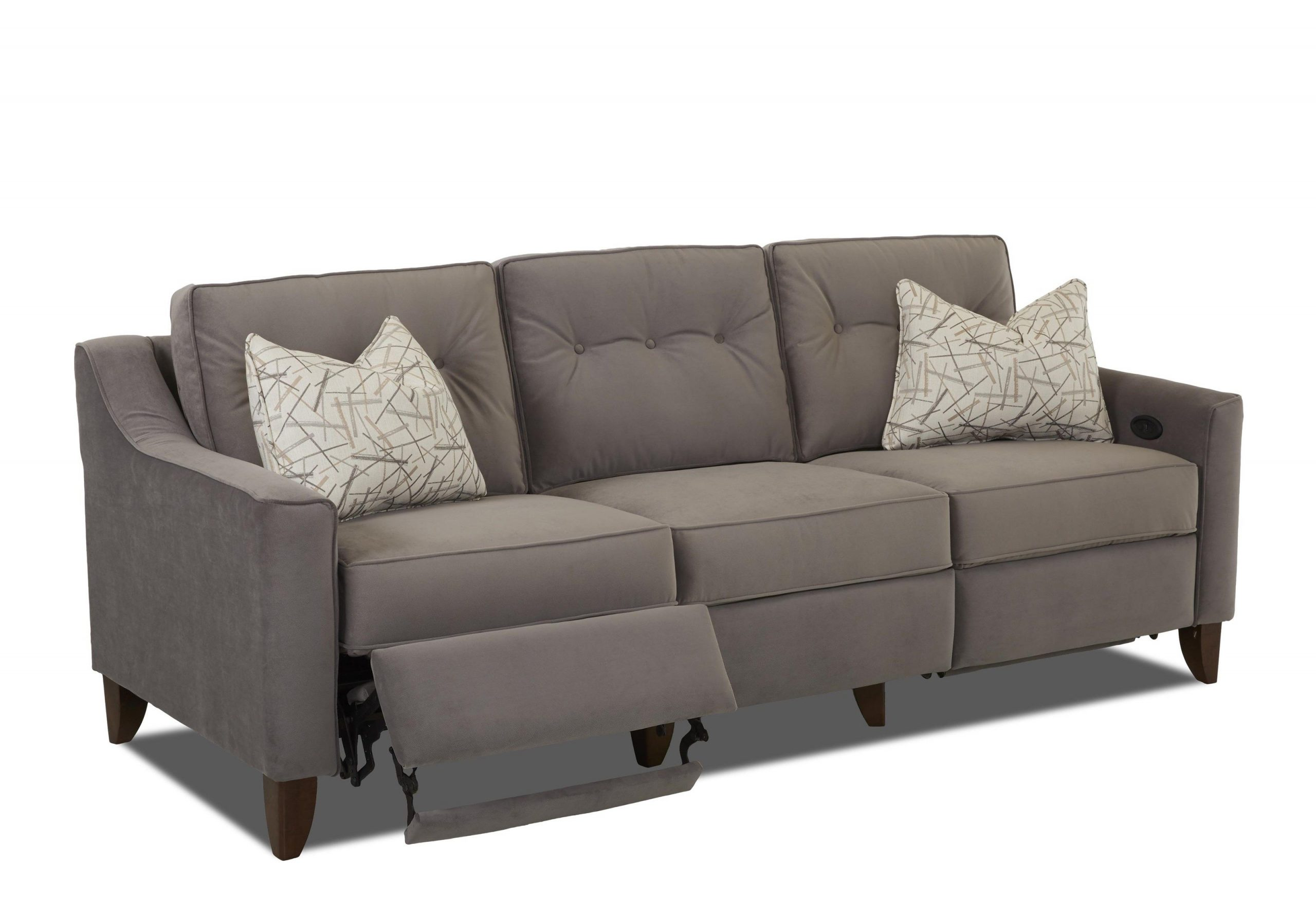Furniture that make your home genial: reclining sofa with chaise lounge