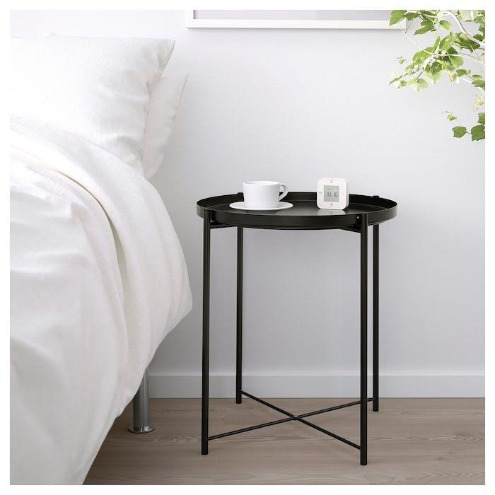 GLADOM Tray table – black – IKEA