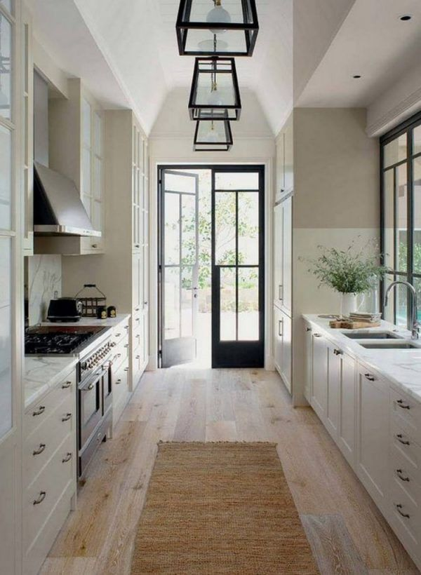 Galley Kitchen | Dream House Ideas