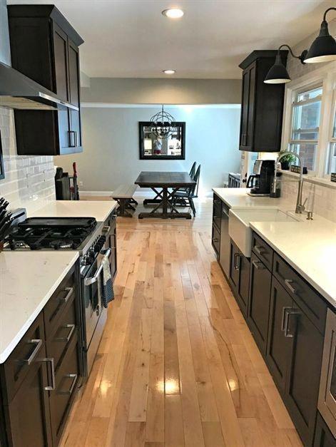 Galley Kitchen Renovation – Disheveled Delight