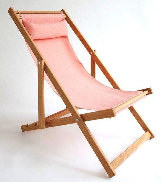 Gardenista 100: The Five Best Folding Canvas Deck Chairs – Gardenista