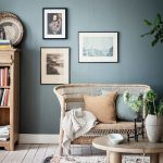 Get The Look: A Cosy Blue and White Swedish Pad