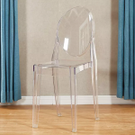 Ghost Chair Transparent Acrylic Chair - Buy Ghost Chair Transparent,Makeupchair,...