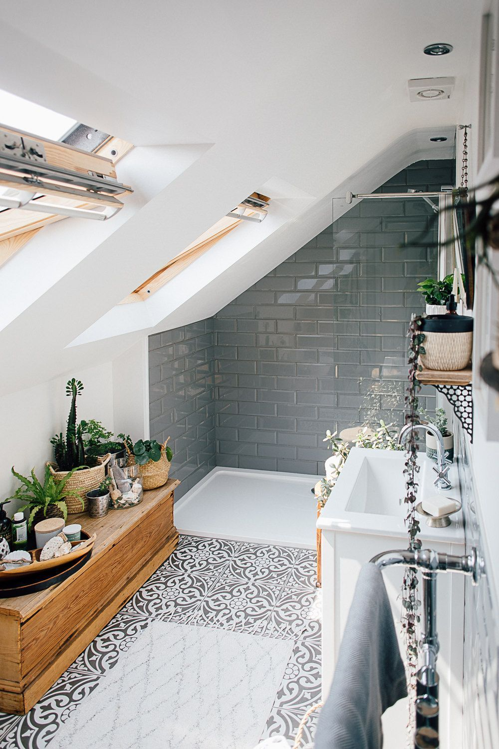 Global Inspired Home Tour {Upstairs}