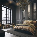 Gorgeous Dark Bedroom Designs With Minimalist and Playful Approach Themes Decor To Inspire Sweet Dreams