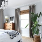 Gorgeous Fashionable Bedroom Curtain Concepts