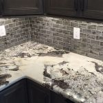Gorgeous Kitchen Backsplash Ideas with Granite