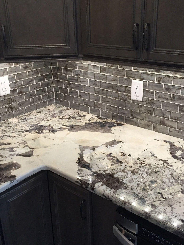 Gorgeous Kitchen Backsplash Ideas with Granite
