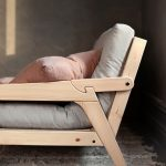 Grab by Karup Design of Denmark | 3 Seat Futon Sofa Bed | UK Delivery