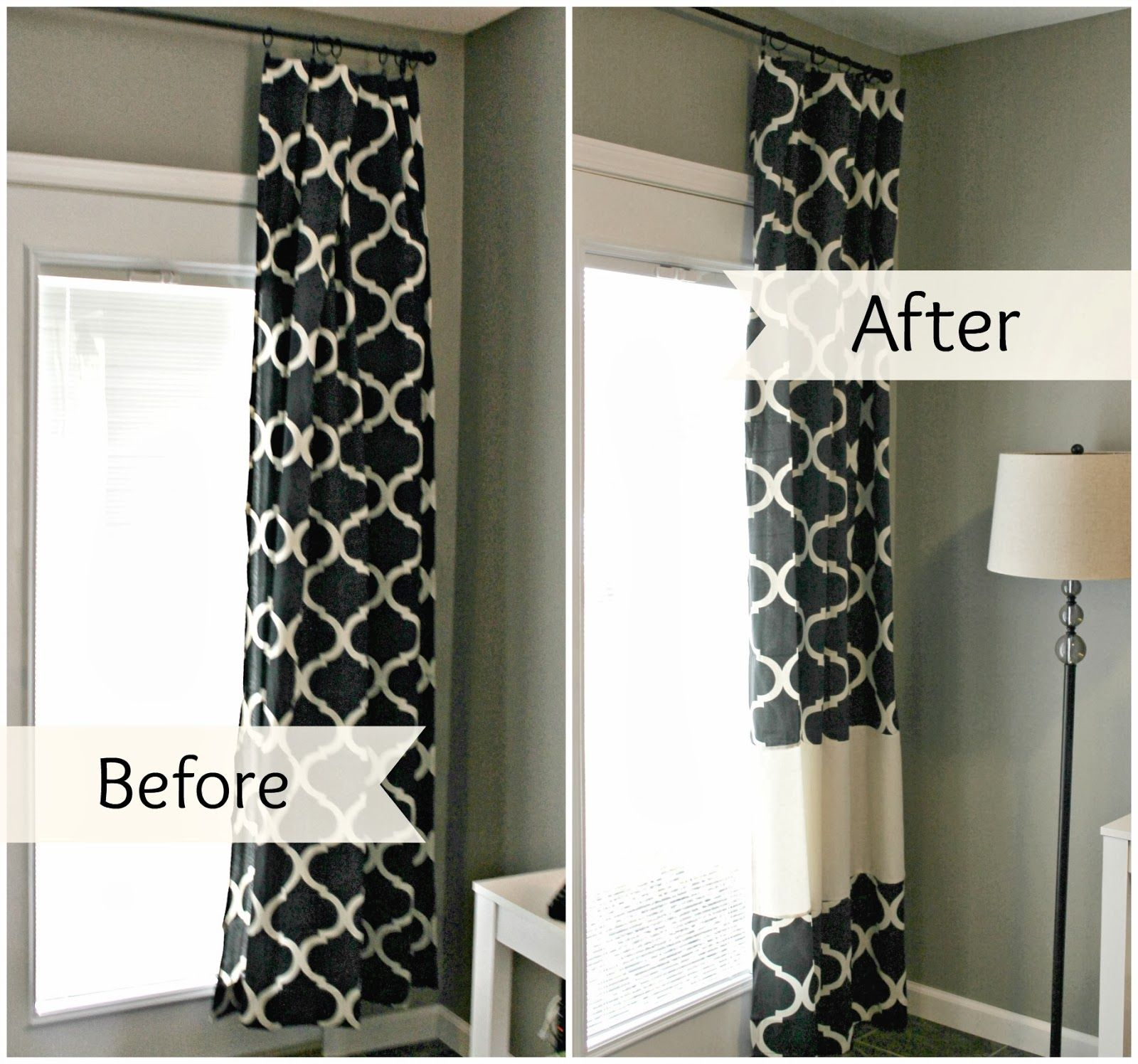 Grace Lee Cottage: DIY Semi-Custom Curtains {A Tutorial}