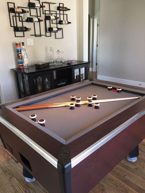 Great American Slate Bumper Pool Table