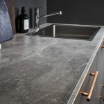 Grey Concrete Effect Worktop