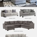 Grey sofas & sectional sofas are the perfect neutral piece for any living room. ...