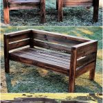 High Class DIY Ideas Made with Shipping Pallets - DIY Home Ideas