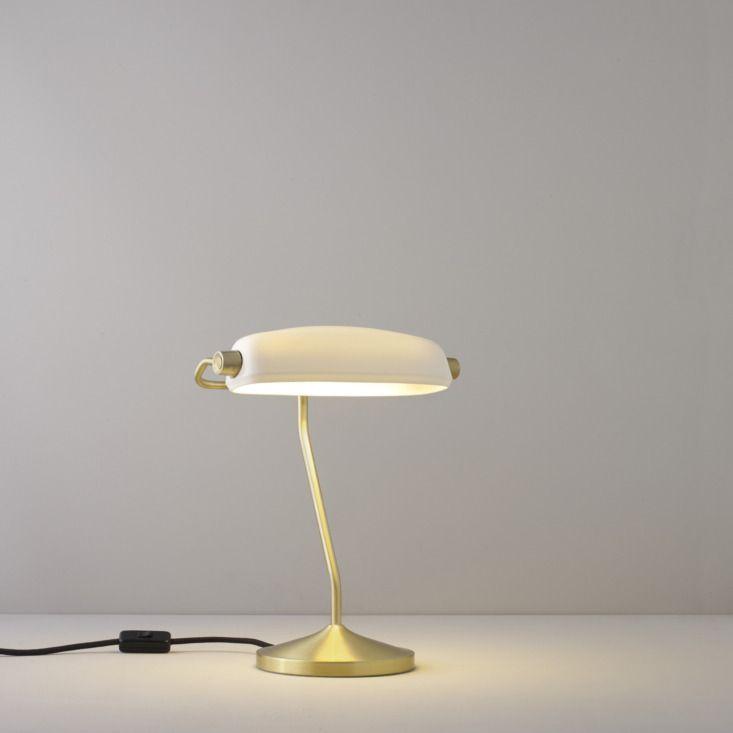 High/Low: The Modern Banker's Desk Lamp – Remodelista