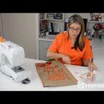Homes.com DIY Experts: How-to Make a Fall Garden Flag